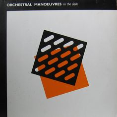 Orchestral Manoeuvres in the Dark & Peter Saville's 'Orchestral Manoeuvres in the Dark' 1980