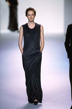 Marc Jacobs - Fall / Winter 1998   Maggie Rizer