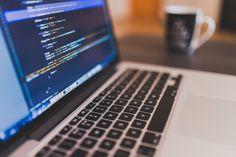 portátil, ordenador, programación, software, macbook, código - Fondos de Pantalla HD - professor-falken.com