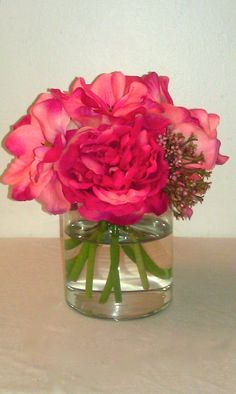 Pink Peony to brighten your room