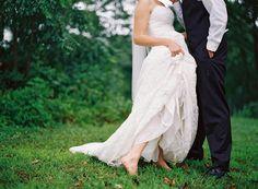 Roanoke Rustic Wedding