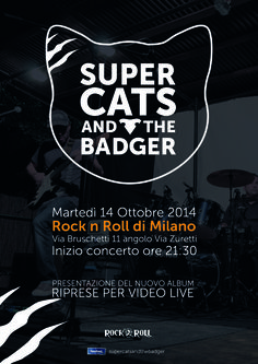 Come see the Supercats in concert !