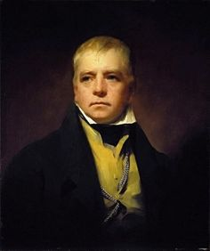 Portrait of Sir Walter Scott, 1822  Henry Raeburn