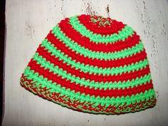 Mütze, Beanie, Häkelmütze,Hippie  grün-pink typische Beanieform,Einzelstück    Achtung, das Grün ist Neongrün- das Pink Magentarot, kommt auf den bild