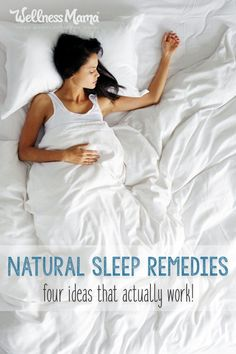 These unusual natural sleep remedies can help promote sleep naturally and quickly: elevating feet, 4-7-8 breathing, honey salt and tart cherry juice.