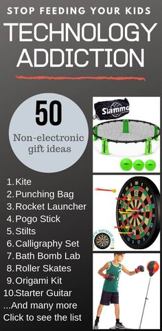 Are your kids addicted to technology?  Here are gift ideas with no batteries at all.   #supermompicks #momlife #technologyaddiction #waituntil8th #giftideas #nobatterytoys #christmas #birthdaygifts #giftguide  via @supermompicks