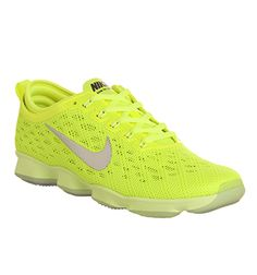 Nike Zoom Fit Agility Volt - Hers trainers