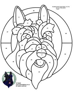 Tiffany Patterns for FREE 961 Dog.jpg