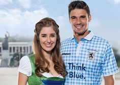... , thanks to TSV 1860 Munich, we may have just found the perfect Bavarian clothing to wear along. Description from thescore.ie. I searched for this on bing.com/images