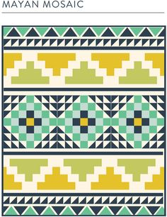 Step By Step: How I Make A Quilt Pattern - Suzy Quilts - Alright ya'll. This is the post where I dish all of my little tips and secrets about how I write - Quilt Block Patterns, Pattern Blocks, Quilt Blocks, Canvas Patterns, Aztec Patterns, Southwestern Quilts, Indian Quilt, Geometric Quilt, American Quilt