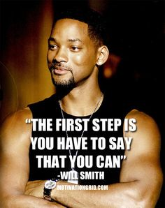 Motivational Quote Image - Will Smith - MotivationGrid