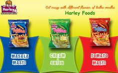 Enjoy the different flavour of tedha-medha and be crazy about it's taste.
