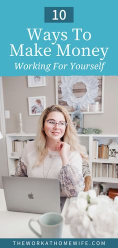 If you're over working for someone else, you don't necessarily want to jump into a job at a virtual call center or a content mill or virtual assistant agency. You want to be free – and I've got 10 jobs for you today that let you make money without working for someone else. Work From Home Jobs, Make Money From Home, Way To Make Money, Sell Your Stuff, Sell Your Art, Things To Sell, Retail Arbitrage, Living On A Budget, Find Work