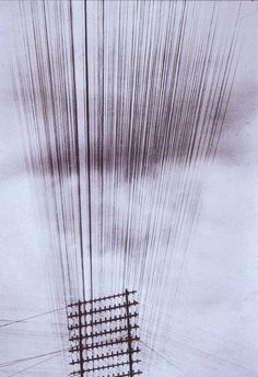 Cave to Canvas, Tina Modotti, Telephone Wires, 1925