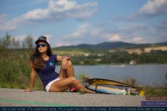 LC Metlock Cap and LC Indigo Women T-shirt by Lodenica Corporation.  Order at http://lodenicacorporation.com/store/
