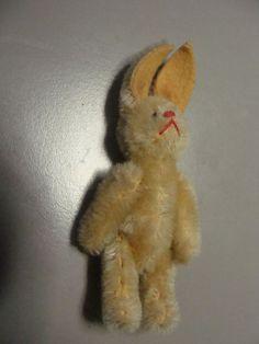 Schuco Arche Noah Hase mit Blechkörper-länge mit Ohren ca 11cm