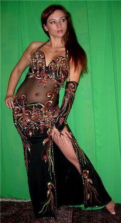 Черные костюмы - Страница 2 - Форум танца живота