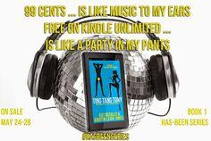 TLBC's Book Blog: Sale! Ting Tang Tony by: Kat Desalle & Kristen Lei...