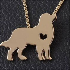 $39.99 - $14.97 Golden Retriever Necklace Do you love your Golden Retriever, then this custom necklace is a must have.…And you can get it, but only for a limited time! We ship with a USPS tracking num