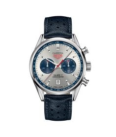 TAG Heuer Carrera Calibre 17 Automatic Chronograph 100 M - 41 mm CV5111.FC6335 TAG Heuer watch price
