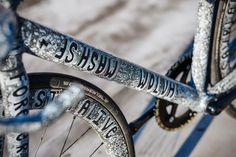 Cinelli Mash Parallax 'Art Bike'