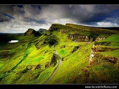 ...over the sea to Skye