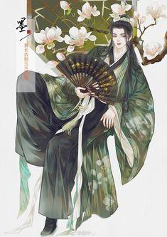 Ancient China, Ancient Art, Boy Art, Art Girl, Character Art, Character Design, Korean Art, Human Art, Chinese Art
