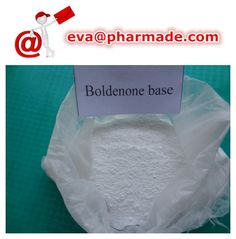 Boldenone Anabolic Raw Material  Other name: 1-Dehydrotestosterone; 17b-Hydroxyandrosta-1,4-dien-3-one;   boldenone; anabolic hormones; anabolin; anabolic steroids; steroid powder;   hormone powders; bodybuilding; raw powder  Manufacturer :Pharmade  Email ID: eva@pharmade.com  Skype ID: eva.pharmade  CAS No.: 846-48-0  EINECS: 212-686-0  Purity: 98%  MF: C19H26O2   Mocular weight: 286.41   Appearance: White crystalline powder