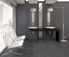 Enjoy our porcelain and ceramic tiles floors and walls in settings of bathrooms, kitchens , livingrooms and exteriors Ceramic Floor Tiles, Tile Floor, Toilet, Bathtub, Flooring, Bathroom, Collection, Male Style, Interiors