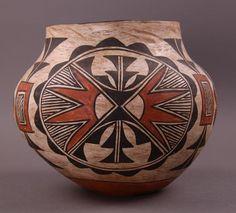 Native American : Vintage Native American Acoma by CulturalPatina