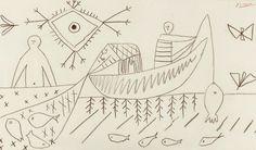 Omer Tiroche Marks Gallery Rebrand with Rarely Seen Picassos   #Art via @blouinart
