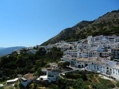 Mijas Spain, Sea Level, Travel Information, Spain Travel, Planet Earth, Morocco, Travel Photos, Places Ive Been, Countries