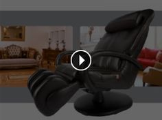 Massage Chairs By Human Touch Featuring The Patented Human Touch Massage  System