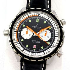 "58 New Old Stock Breitling Watches ""Last Of The Joseph Iten Collection"" On eBay For $125,000"