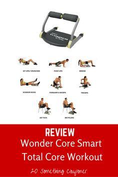 Review Wonder Core Smart Total Core Workout Core Workouts