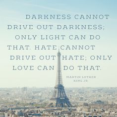 Pray for Paris Meditation Benefits, Mindfulness Meditation, Three Days In Paris, Martin Luther Jr, Martin King, Pray For Paris, Love Can, Embedded Image Permalink, Talk To Me