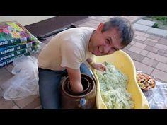 Tlačenie kapusty do suda (návod na výrobu kyslej kapusty) - YouTube Cotton Candy, Kitchen Appliances, Youtube, Diy Kitchen Appliances, Home Appliances, Kitchen Gadgets, Youtubers, Floss Sugar, Youtube Movies