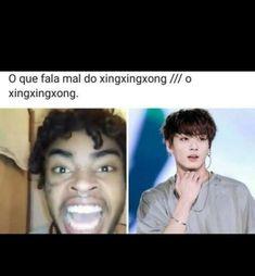 Bts Memes, Funny Memes, K Pop, Bts Bangtan Boy, Jimin, Sun Projects, Memes Status, Bts And Exo, I Love Bts