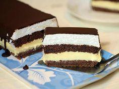 Kolač od čokolade i kafe Oreo Cake Recipes, Eastern European Recipes, Kolaci I Torte, Torte Cake, Croatian Recipes, English Food, Box Cake, Cakes And More, Cupcake Cakes