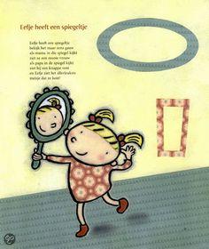 versje: Eefje heeft een spiegeltje