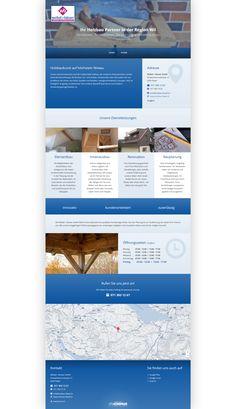 Weibel + Büsser GmbH, Flawil, Holzbau, Elementbau, Innenausbau, Renovation, Bauplanung