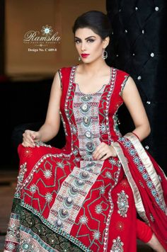 Ladies Party Outfits Collection 2014 by Mahroosh Sadia 2014 5 Ladies Party Outfits Collection 2014 by Mahroosh & Sadia