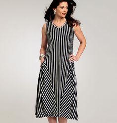 Misses' Dress pattern