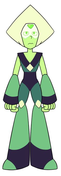 Peridot!! O///m///O I miss this version of her.