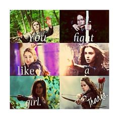 """Hermione Granger ~ Katniss Everdeen ~ Tris Prior ~ Clary Fray ~ Annabeth Chase ~ Susan Pevensie """" You fight like a girl """" Book Memes, Book Quotes, Susan Pevensie, Citations Film, Fandom Quotes, Theme Harry Potter, Tribute, Annabeth Chase, Katniss Everdeen"""