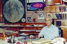 Prof. Satish Dhavan ISRO