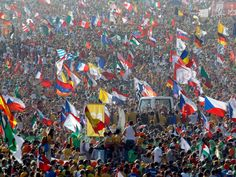 World Youth Day Madri, Spain 2011 -  - Google Search