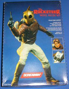 Screamin Products  Rocketeer kit - vinyl