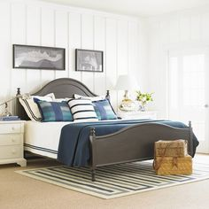 Stanley Furniture Coastal Living Retreat Bungalow Bed #laylagrayce
