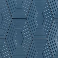 """""""Vortex"""" in Breeze Catcher Gloss from the Kaza Concrete Tile Collection - Available at World Mosaic Tile in Vancouver"""